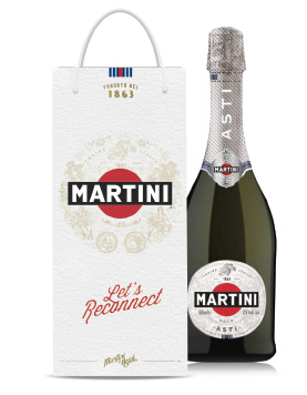 bottiglia packaging martini
